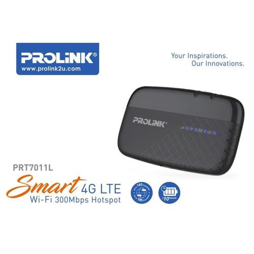 Foto Produk Modem Prolink PRT7011L 300mbps 4G MIFI WIFI Portable dari PojokITcom Pusat IT Comp