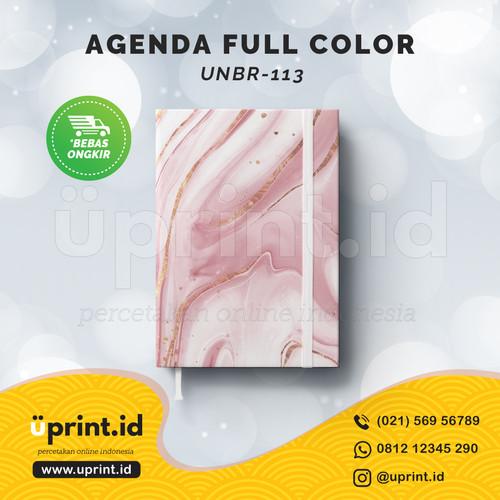 Foto Produk Agenda A5 Hardcover/ Notebook / Buku Catatan - UNBR113 dari Uprint.id