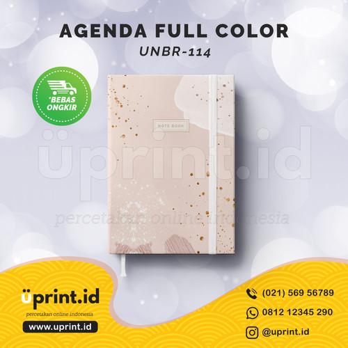 Foto Produk Agenda A5 Hardcover/ Note book / Buku Catatan - UNBR114 dari Uprint.id