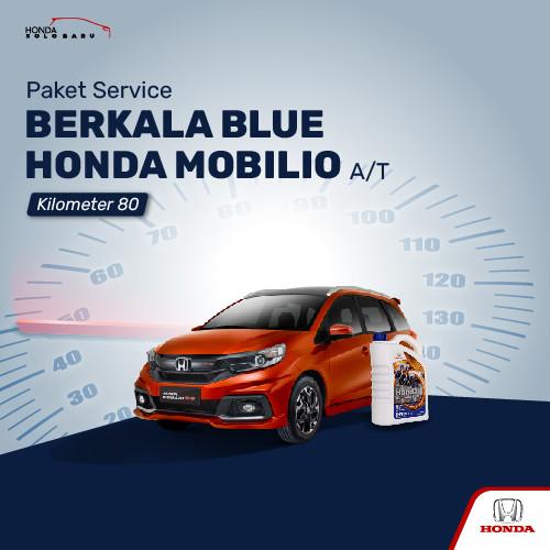 Foto Produk Paket Service Berkala BLUE Honda Mobilio AT 80K dari Honda Solo Baru