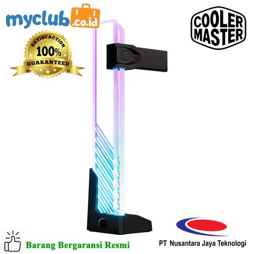 Foto Produk Cooler Master ARGB GPU Support Bracket [MCA-U000R-GSBTG-00] dari Myclub
