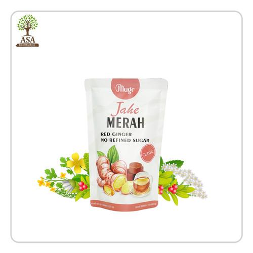 Foto Produk MUGO Jahe Merah 150 gram - Classic dari ASA natural & healthy