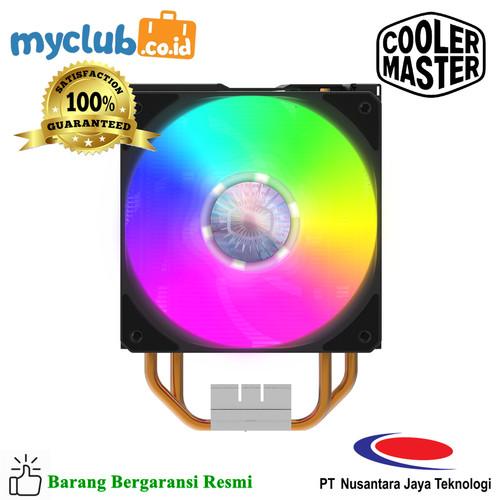 Foto Produk Cooler Master Hyper 212 LED Turbo ARGB [RR-212TK-18PA-R1] dari Myclub