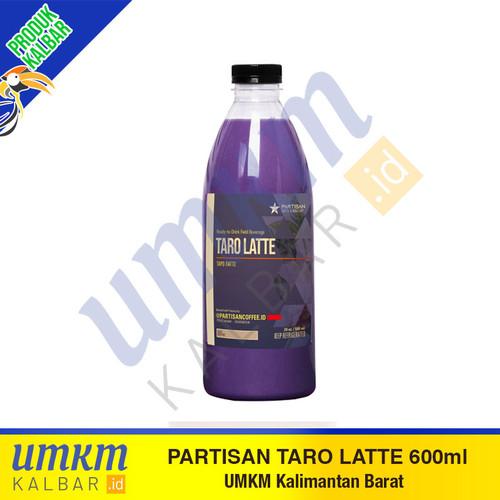 Foto Produk Partisan Taro Latte 600ml dari umkmkalbar.id