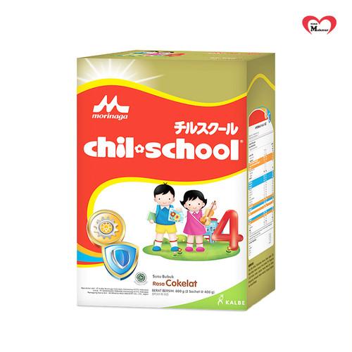 Foto Produk Chil school coklat 800gr - POTONG KEMASAN dari Toko Makmur Online