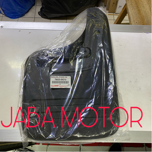 Foto Produk Mudguard belakang Hilux-Karpet lumpur Hilux belakang kanan original dari JABA MOTOR TOYOTA