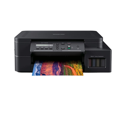 Foto Produk Printer Brother DCP-T520W T520 W T-520W Ink Tank All In One dari PojokITcom Pusat IT Comp