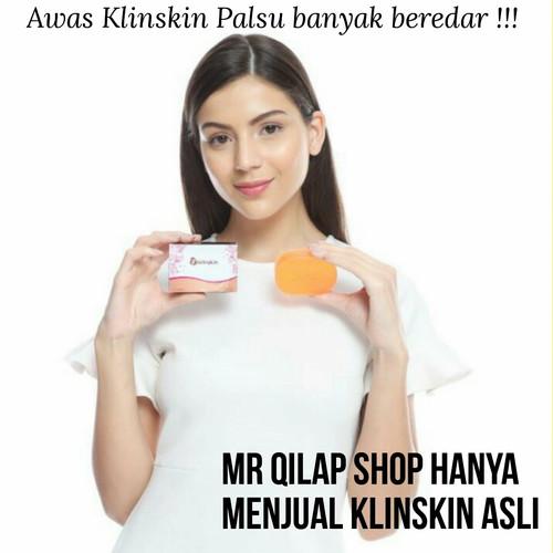Foto Produk KLINSKIN BEAUTY SOAP - ORIGINAL 100% dari MR. QILAP