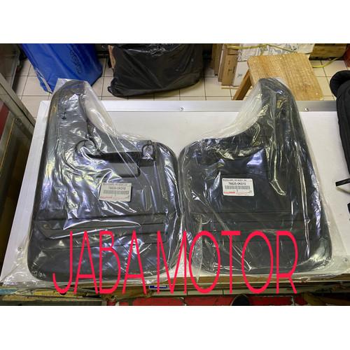 Foto Produk Mudguard belakang Hilux Vigo-Karpet lumpur belakang hilux vigo Ori set dari JABA MOTOR TOYOTA