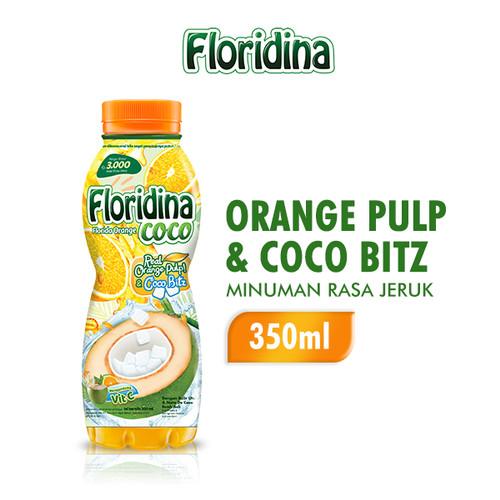 Foto Produk Floridina Coco Minuman Real Orange 350 ml dari Wings Official Store