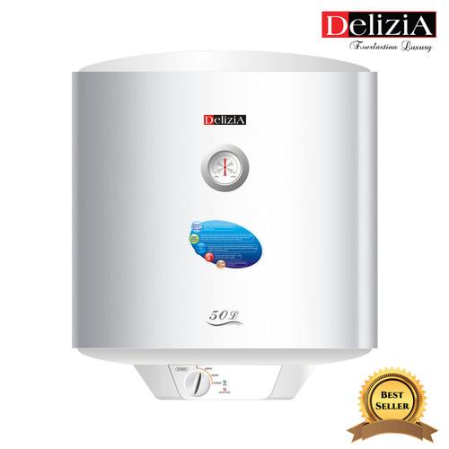 Foto Produk Delizia Electric Water Heater 50 Ltr DHM509VS dari KitchenArt