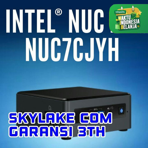 Foto Produk MINI PC INTEL NUC7CJYH / NUC7 CJYH / NUC 7CJYH KIT (BAREBONE) dari Skylake com