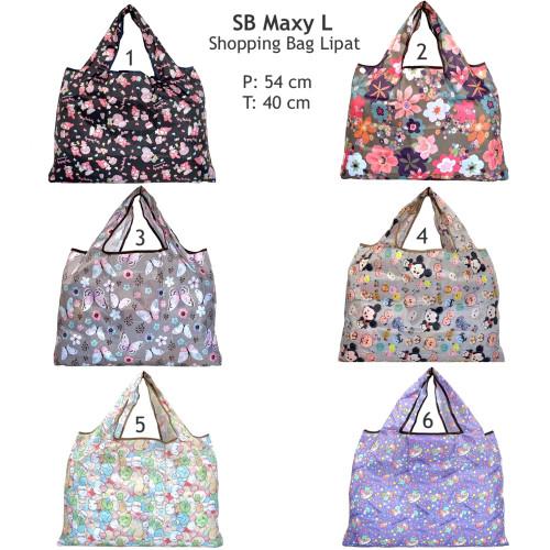 Foto Produk SB Maxy L shopping bag lipat Large dari Rivtech Global Solution