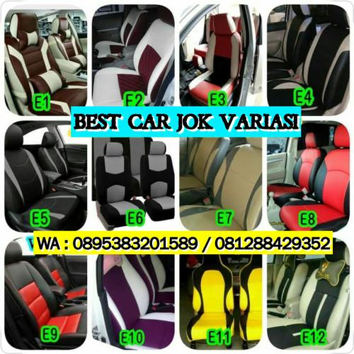 Foto Produk Sarung Jok Mobil Kijang Kapsul LGX-SGX-LX-Super-Grand-DLL 3 Baris dari BestCar Jok Variasi