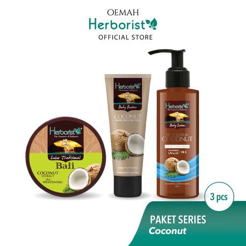 Foto Produk Herborist Paket Coconut Series dari Oemah Herborist
