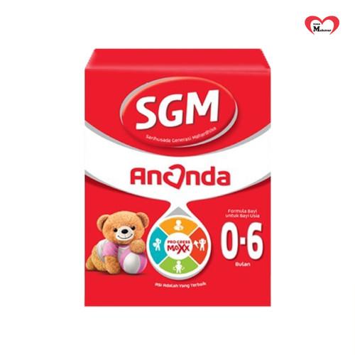 Foto Produk SGM Ananda 1 (0-6bln) 1000gr dari Toko Makmur Online