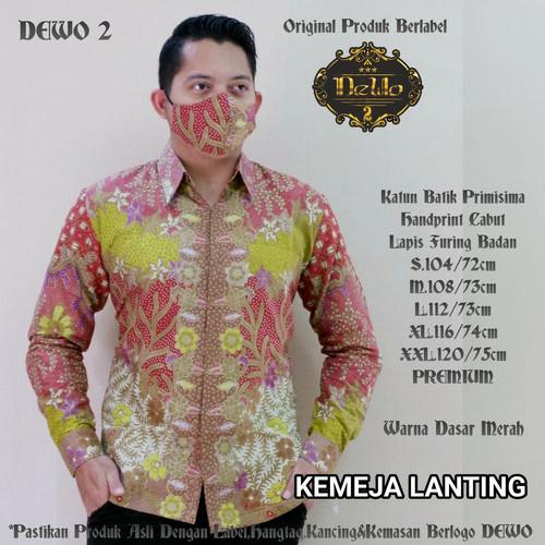 Foto Produk kemeja alisan slimfit modhang dari Jivan Batik