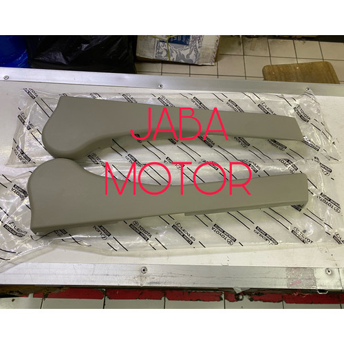 Foto Produk Tutup jok-cover jok samping Rush-Terios bagian dalam ORI set RH LH dari JABA MOTOR TOYOTA