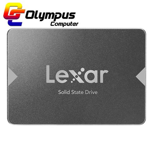 """Foto Produk Baru Lexar NS100 2.5"""" SATA III (6GB/S) 512GB Internal SSD dari OLYMPUS COMPUTER"""