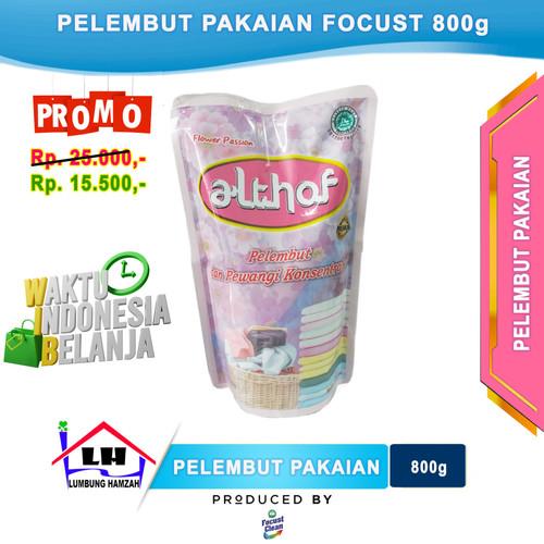 Foto Produk Althof Pelembut dan Pewangi Pakaian 800ml Promo dari Toko Sabun Hamzah