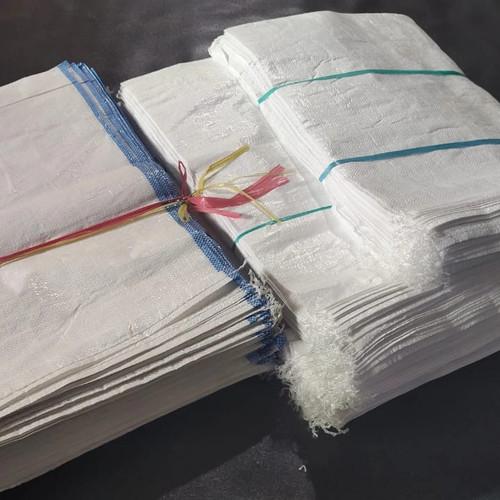 Foto Produk karung plastik 25kg ukuran 45x75cm dari Toko barokah terpal