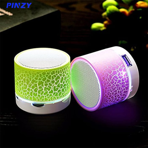 Foto Produk PINZY Speaker Bluetooth Mini LED dari PINZY Official Store