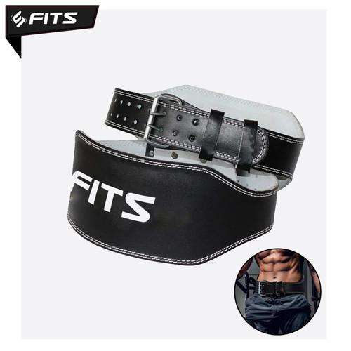 Foto Produk Fits Sabuk Gym Fitness Better Bodies Belt Safety PowerBelt Gym Fitness - XL dari SFIDN FITS