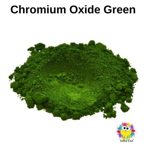 Foto Produk Chromium Oxide Green dari Yellow Owl