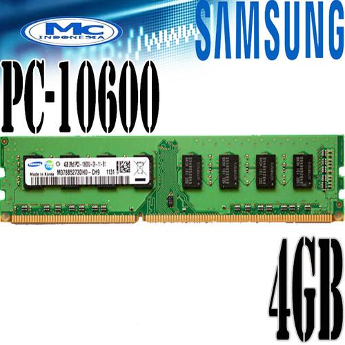 Foto Produk RAM / MEMORY PC 4GB DDR3 PC 10600 dari Mides Komputer