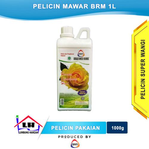 Foto Produk Mawar Super Laundry BRM Kuning 1L dari Toko Sabun Hamzah