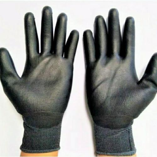 Foto Produk Sarung Tangan Mekanik PU Coated Size M dan L Murah / Sarung Tangan Pa dari Prima Shop 81