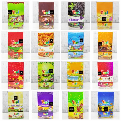 Foto Produk Yupi Aneka Rasa 8 gram - Fruity cola dari sukahatimester