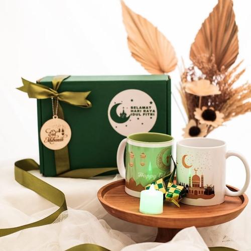 Foto Produk Hampers Lebaran Premium dari Raja Keramik Mug Custom Official Store