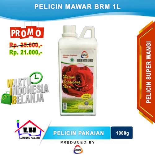 Foto Produk Mawar Super Laundry BRM Varian Merah 1L Promo dari Toko Sabun Hamzah