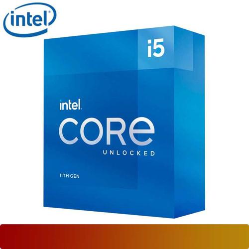 Foto Produk INTEL CORE I5 11600K   Processor Intel Gen 11 LGA 1200 6 Core dari Nano Komputer