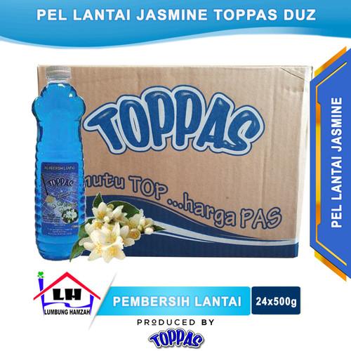 Foto Produk Pembersih Lantai Jasmine 1 Duz TOPPAS Mutu TOP Harga PAS Instant/Samed dari Toko Sabun Hamzah