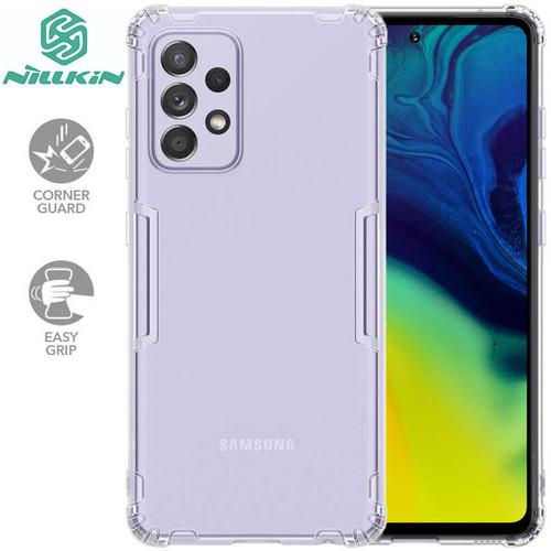 Foto Produk Nillkin Nature TPU Case Samsung Galaxy A72 - Original Clear Soft Fit dari Logay Accessories