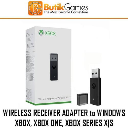 Foto Produk XBOX One Wireless Adapter Receiver for Windows dari Butikgames