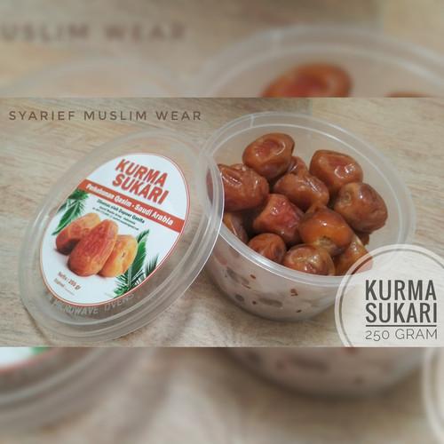 Foto Produk Kurma Sukari Basah/Ruthob (High Quality) | Oleh-oleh Haji/Umrah dari Syarief Muslim Wear