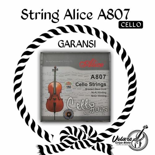 Foto Produk Senar cello alice a807 set - Gudang Pusat dari Toko Biola