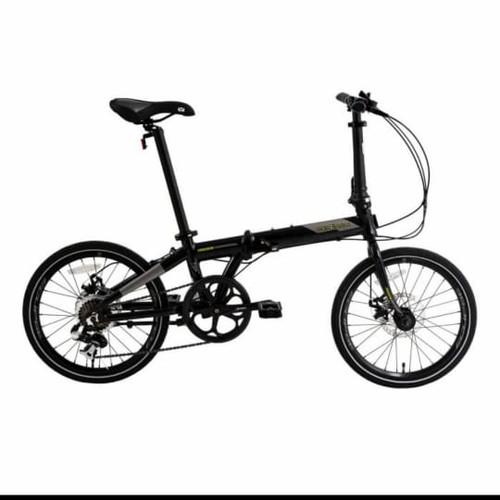 Foto Produk Sepeda Lipat Dahon Ion Madison 20 inch - Hitam dari Bike Forever