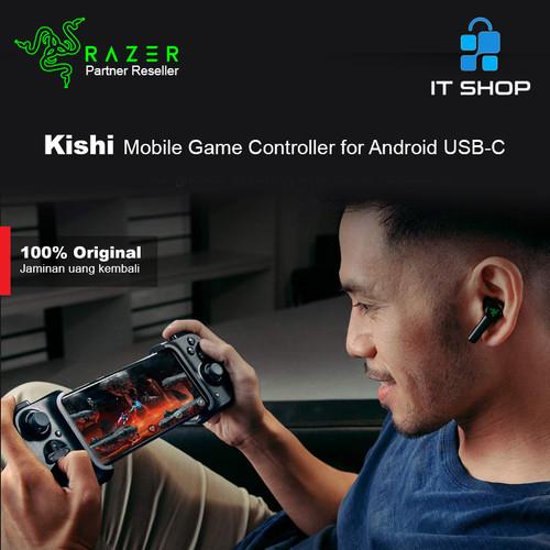 Foto Produk Razer Kishi for Android dari IT-SHOP-ONLINE