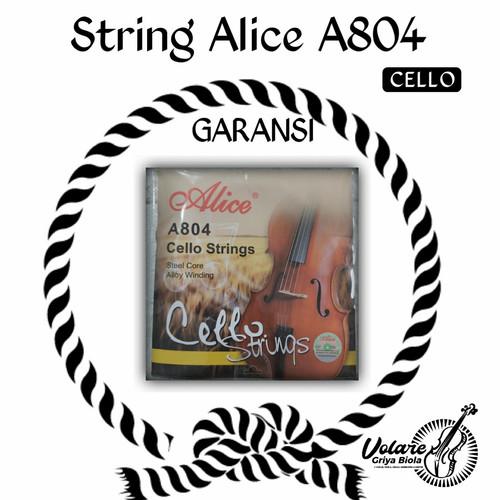 Foto Produk senar cello alice a804 set dari Toko Biola