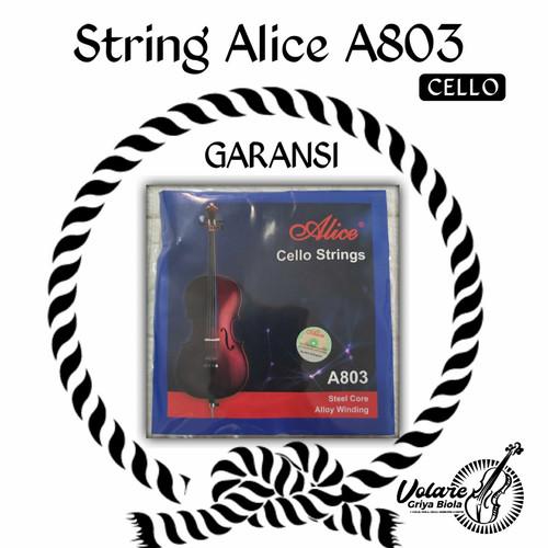 Foto Produk senar cello alice a803 1/2 set dari Toko Biola