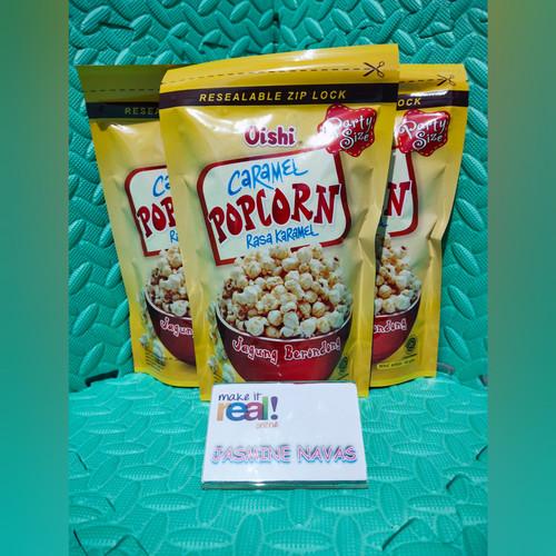 Foto Produk Oishi Popcorn Caramel 100gr dari Jasmine Navas