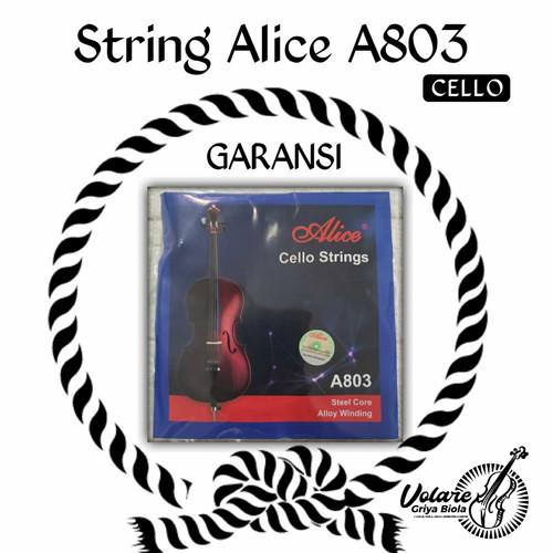 Foto Produk Senar cello alice a803 set dari Toko Biola