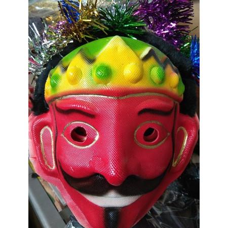 Foto Produk Topeng Ondel Ondel Betawi Murah - Merah dari reynaldo-tan