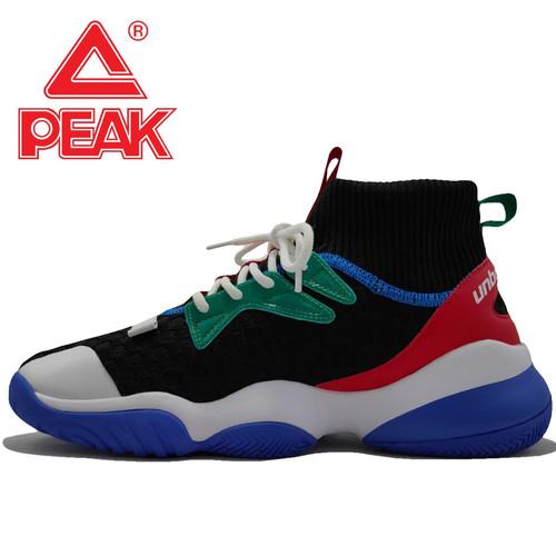 Foto Produk Sepatu Basket PEAK Cultural Edition Black Green - 40 dari Peak Indonesia