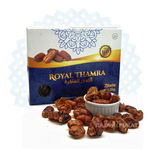 Foto Produk Kurma Khalas Royal Thamra dari RAJA ALPUKAT