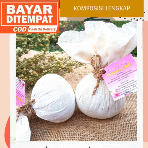 Foto Produk kompres badan bola herbal thai body compress spa dari Koleksi Zaara